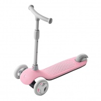 Кикборд Xiaomi Rice Rabbit Scooter (Pink)