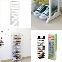 Стойка для обуви Amazing Shoe Rack на 30 пар