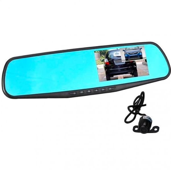 автомобильный видеорегистратор k6000 720p черный