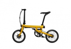 Электровелосипед Xiaomi Mijia QiCycle (Yellow)
