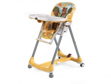 Peg Perego Prima Pappa Diner Theo Giallo