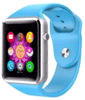 Умные часы Smart Watch A1 (Silver blue)