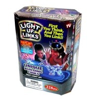 Светящийся конструктор Light up Links, 228 деталей