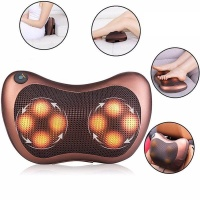 Многофункциональная массажная подушка massage pillow mp-010b 8028