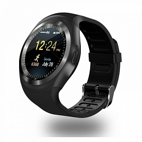 Умные часы Smart Watch Y1 (Color Black)